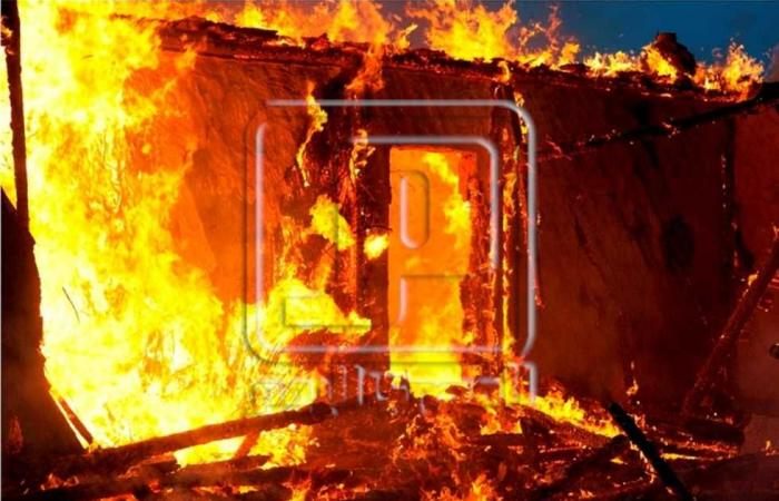 #المصري اليوم -#حوادث - ماس كهربائي يضرم النار بحظيرة أغنام بالمنيا دون خسائر بشرية موجز نيوز