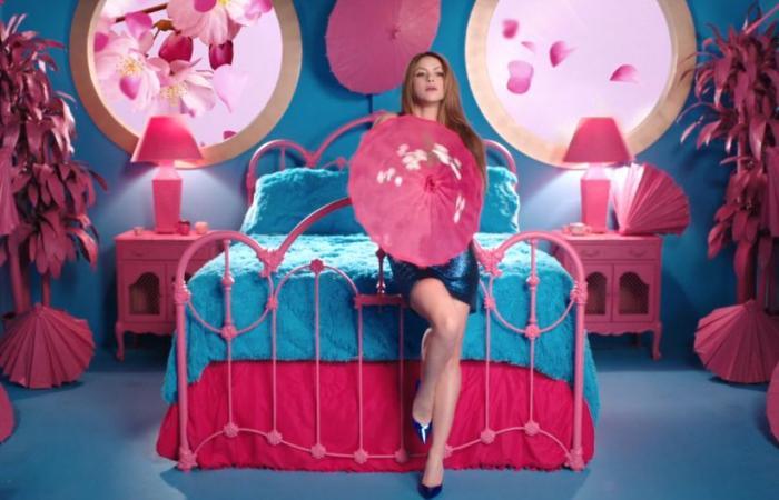 #اليوم السابع - #فن - 3.2 مليون مشاهدة × 24 ساعة.. شاكيرا تحتفل بكليبها الجديد Me Gusta (فيديو)