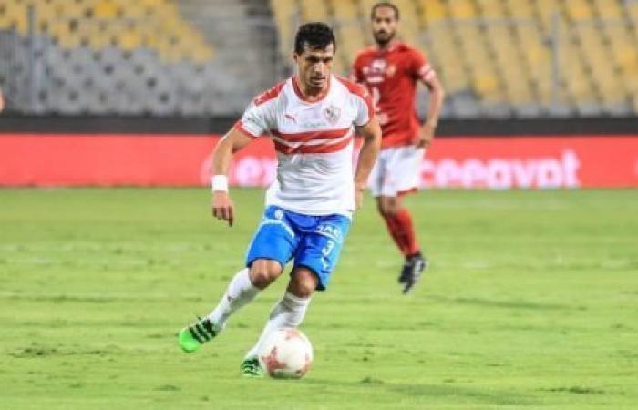 الوفد رياضة - أحمد زاهر يكشف موقف طارق حامد بعد إنذار الترجي موجز نيوز