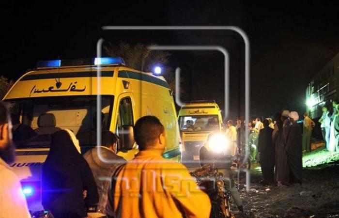 #المصري اليوم -#حوادث - إصابة 13 عامًلا زراعيًا في انقلاب سيارة نقل بالبحيرة موجز نيوز