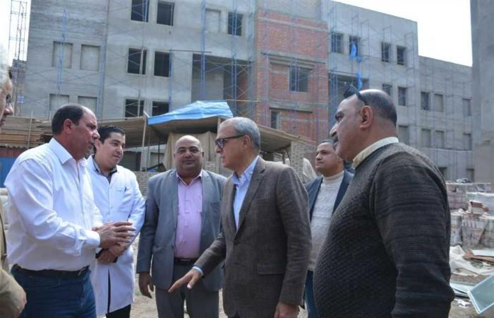 المصري اليوم - اخبار مصر- محافظ القليوبية: تسليم مستشفى القناطر الخيرية أغسطس المقبل موجز نيوز