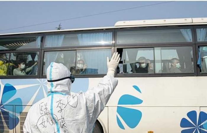 #المصري اليوم -#اخبار العالم - إغلاق مستشفى مؤقت في ووهان الصينية بعد تعافي جميع المرضى موجز نيوز