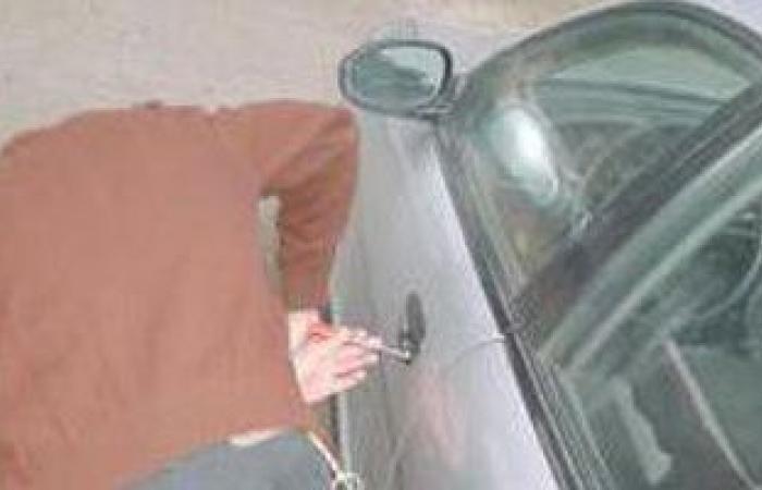 #اليوم السابع - #حوادث - حبس تشكيل عصابى تخصص فى سرقة السيارات وتغيير معالمها وبيعها بالمقطم