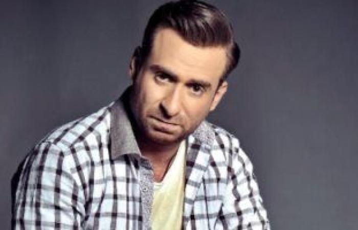 """#اليوم السابع - #فن - نضال الشافعى ظابط مخابرات فى مسلسل """"هجمة مرتدة"""""""