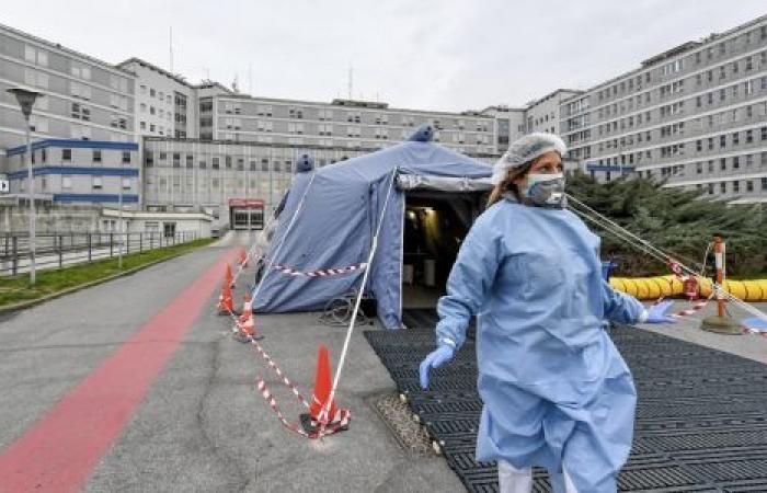 فيديو  كورونا يتوغل في إيطاليا.. 133 وفاة جديدة خلال 24 ساعة