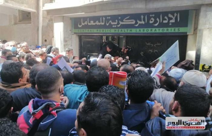 المصري اليوم - اخبار مصر- الأسعار والأماكن.. كل ما تريد معرفته عن تحليل الكشف عن كورونا (انفوجراف) موجز نيوز