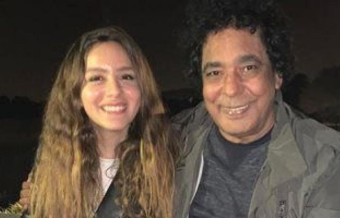 #اليوم السابع - #فن - فيديو وصور.. الكينج محمد منير مع جميلة عوض فى أسوان