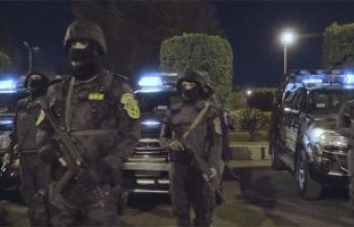 #اليوم السابع - #حوادث - القبض على 5 متهمين هاربين من المؤبد فى قضية أحداث عنف بالمنيا