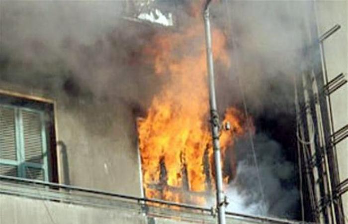 الوفد -الحوادث - الحماية المدنية تسيطر على حريق شقة بالمعادي موجز نيوز