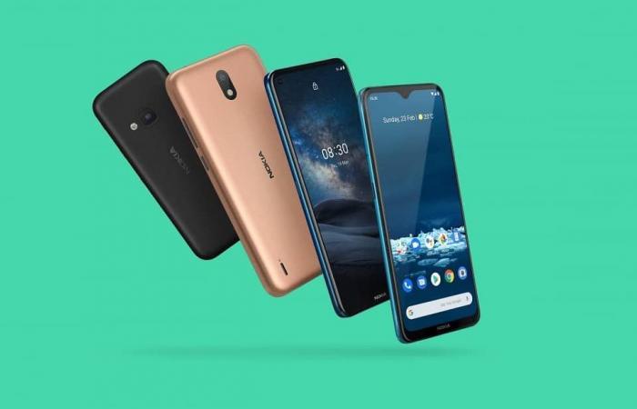 اخبار التقنيه HMD تعلن رسميًا عن هاتفي Nokia 5.3 و Nokia 1.3