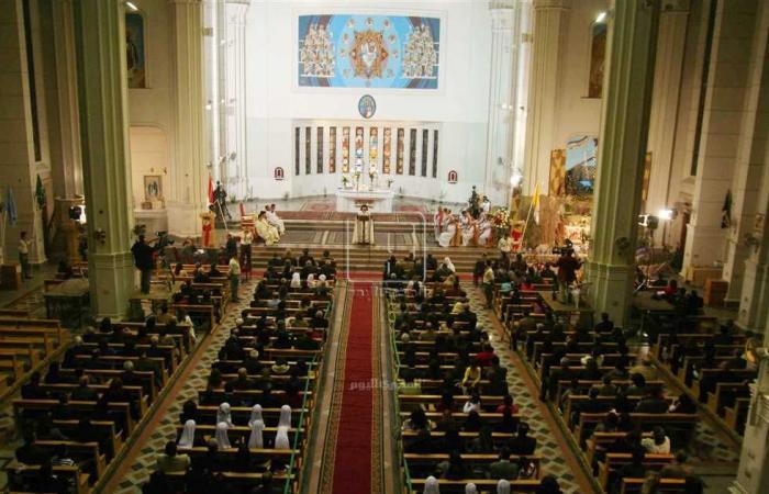 المصري اليوم - اخبار مصر- الكنيسة الكاثوليكية توقف القداسات ضمن إجراءات احترازية للوقاية من فيروس «كورونا» موجز نيوز