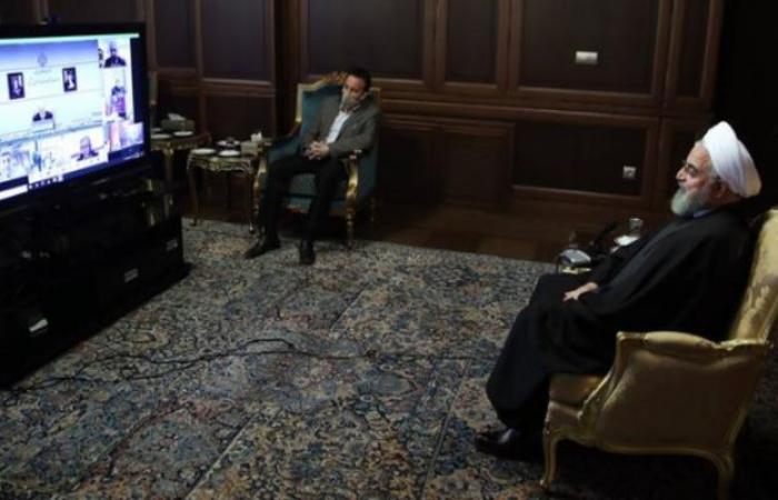 المصائب لا تأتي فرادى .. إيران تقع فريسة لكورونا والعقوبات