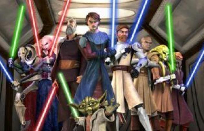 #اليوم السابع - #فن - تريلر جديد للموسم السابع من Star Wars: The Clone Wars.. شاهد