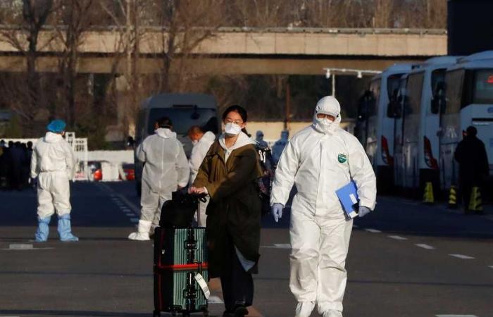 #المصري اليوم -#اخبار العالم - الصين تسجل 46 حالة إصابة جديدة بـ«كورونا» موجز نيوز