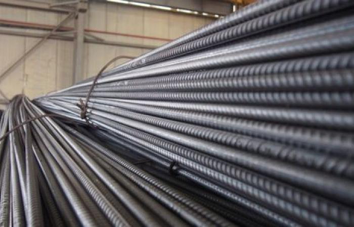 فيديو | أسعار الحديد والأسمنت اليوم الأحد 22 مارس 2020
