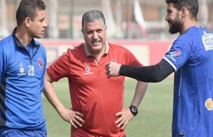 الوفد رياضة - شريف إكرامي يوجه رسالة خاصة إلى سعد سمير موجز نيوز