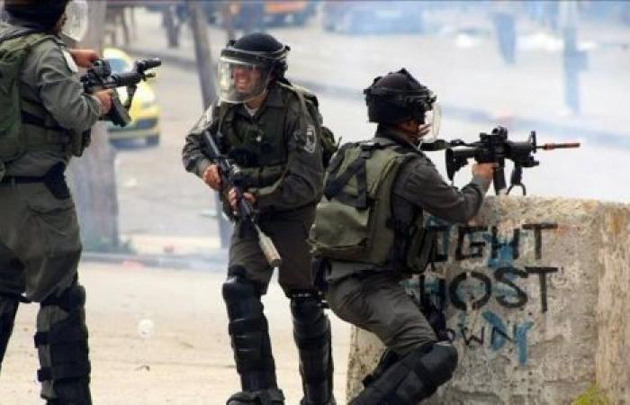 استشهاد فلسطيني برصاص جيش الاحتلال وسط الضفة