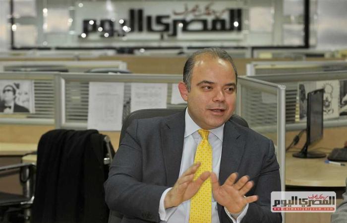 #المصري اليوم - مال - كيف أثر قرار السيسي بشأن البورصة على تعاملاتها اليوم؟.. «زهران» يجيب موجز نيوز