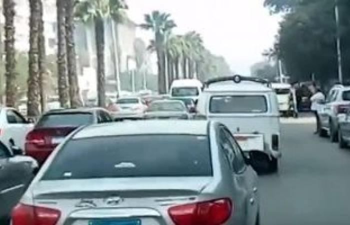 #اليوم السابع - #حوادث - المرور: إغلاق جزئي لشارع الهرم بسبب أعمال نقل مرافق المترو لمدة 3 أيام
