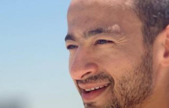 """#اليوم السابع - #فن - حمادة هلال: أغنية """"ست الناس"""" تم تجهيزها قبل الكورونا"""
