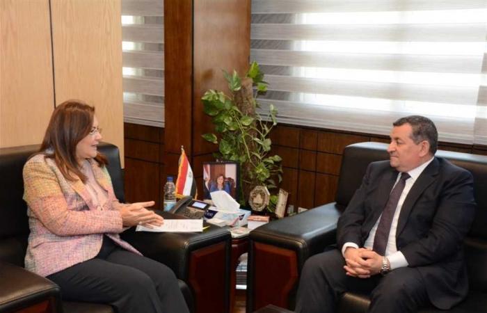 المصري اليوم - اخبار مصر- تفاصيل اجتماع وزيري التخطيط والإعلام: «ناقشا رؤية مصر 2030» موجز نيوز
