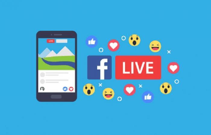 اخبار التقنيه فيسبوك تُسهّل البث المباشر لمزيد من المستخدمين وسط عزلة كورونا