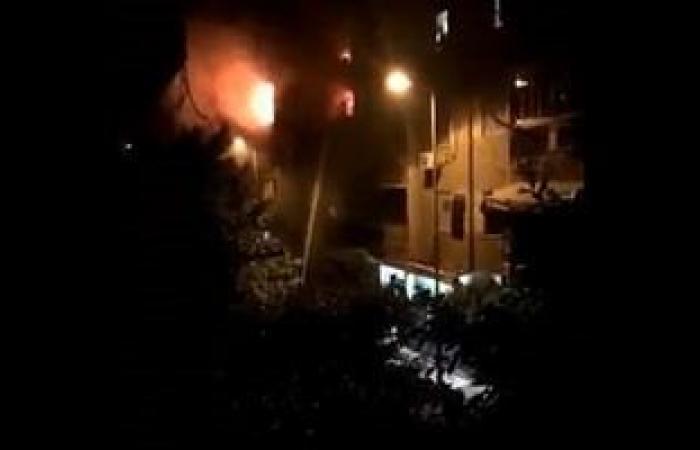 #اليوم السابع - #حوادث - التحريات تكشف سبب نشوب حريق شقة بالطالبية