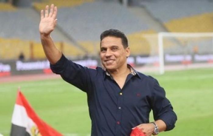 """الوفد رياضة - طارق يحيي مدافعًا عن حسام البدري:"""" واقفلكم في الزور ليه؟"""" موجز نيوز"""