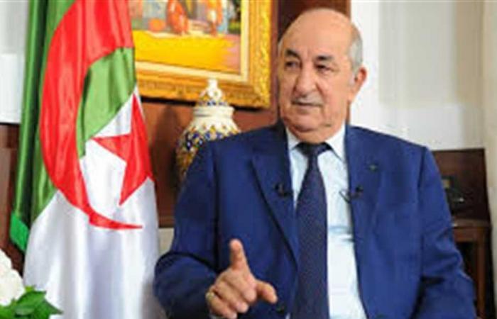 #المصري اليوم -#اخبار العالم - رئيس الجزائر: الوباء أولى من تعديل الدستور موجز نيوز