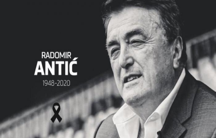 رياضة عالمية الاثنين وفاة المدرب السابق لبرشلونة وأتلتيكو مدريد رادومير أنتيتش