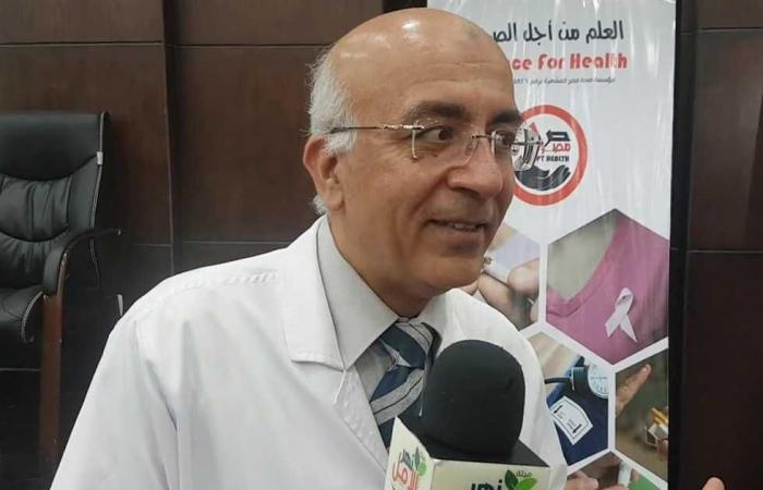 المصري اليوم - اخبار مصر- إصابة ممرض في معهد القلب بفيروس كورونا.. وعزل ذاتي لـ24 من العاملين موجز نيوز