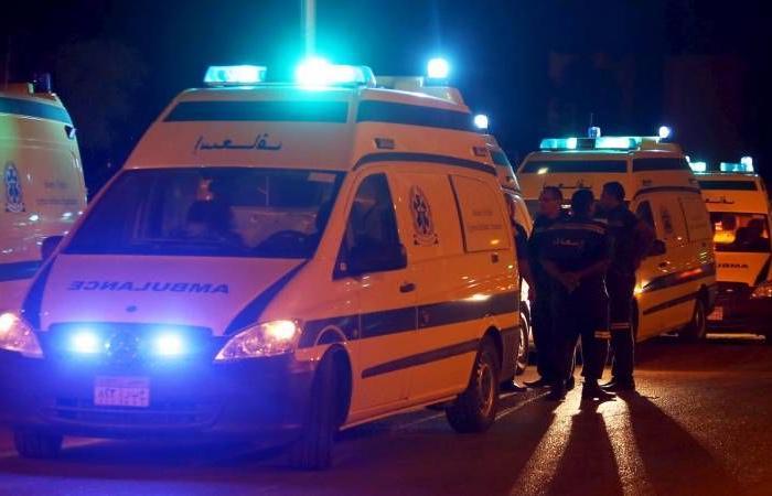 الوفد -الحوادث - مصرع شخص وإصابة اثنين آخرين في حادث انقلاب جرار زراعي بالدقهلية موجز نيوز