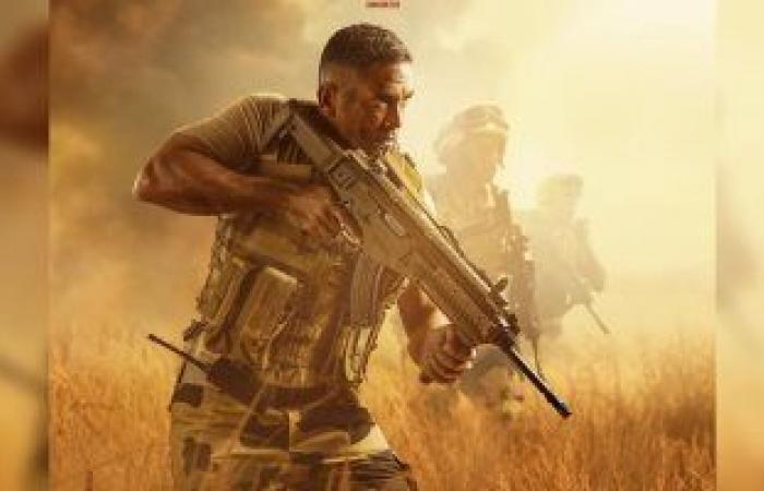 """#اليوم السابع - #فن - لقطات حية من وصول الإرهابى عشماوي فى الحلقة الأولى من مسلسل """"الإختيار"""""""