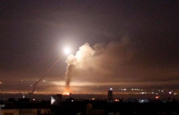 إسرائيل تقصف مواقع لنظام الأسد وميليشيات إيران بالقنيطرة