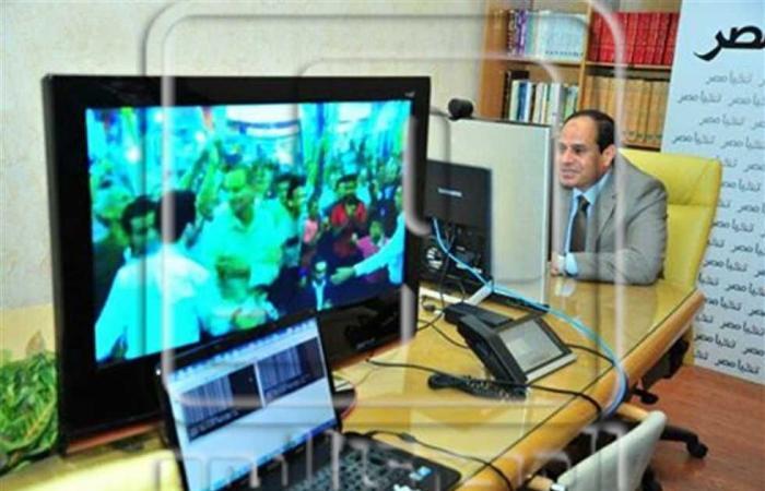المصري اليوم - اخبار مصر- السيسي في قمة عدم الانحياز: متحدون في مواجهة جائحة فيروس كورونا موجز نيوز