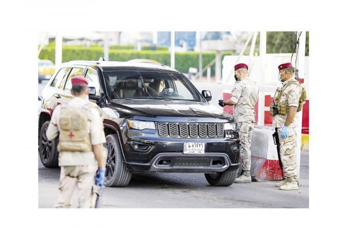 #المصري اليوم -#اخبار العالم - العراق: إطلاق عملية «أسود الصحراء» لملاحقة فلول «داعش» موجز نيوز