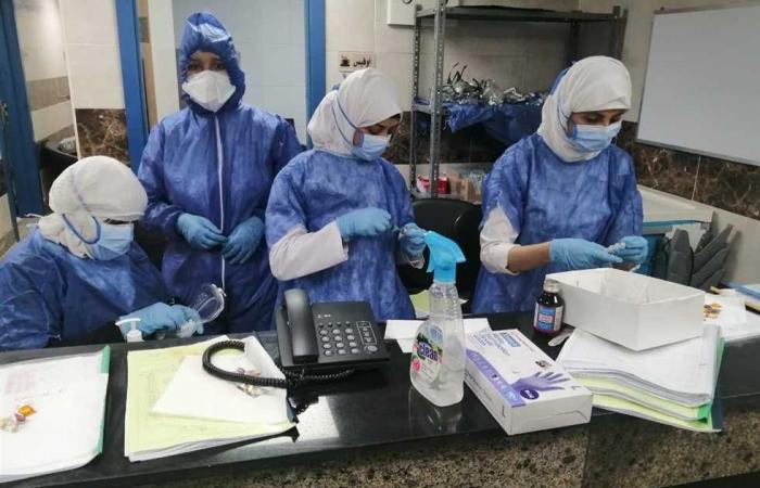 المصري اليوم - اخبار مصر- خروج طبيبتين من «عزل قها» بعد تعافيهما من فيروس «كورونا» موجز نيوز