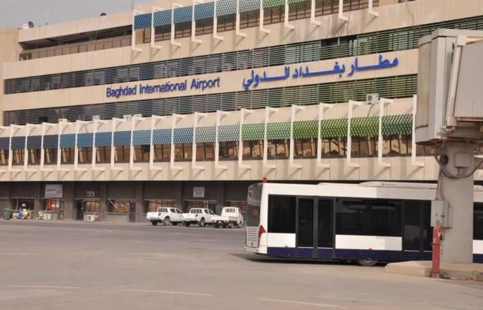 #المصري اليوم -#اخبار العالم - الجيش العراقي: سقوط 3 صواريخ قرب مطار بغداد موجز نيوز