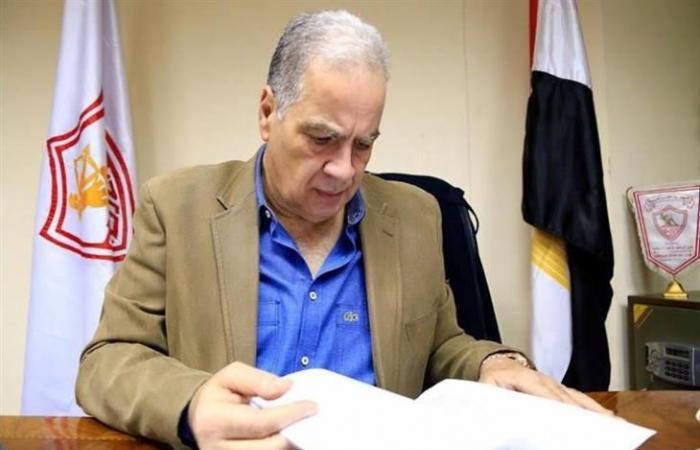 عضو إدارة الزمالك عن مصير الدوري: أتوقع وقوف الدولة مع صحة المواطن