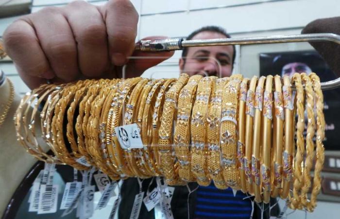 #المصري اليوم - مال - قفزة جديدة في أسعار الذهب اليوم.. و«عيار ٢١» يسجل ٧٥٢جنيهًا موجز نيوز