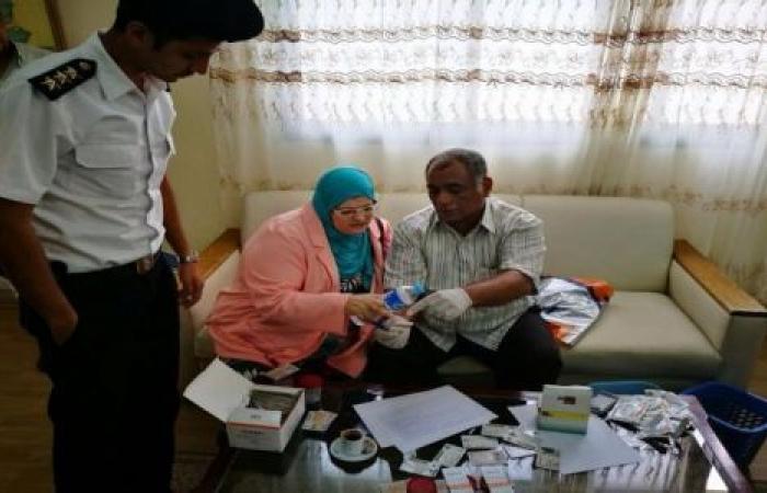 الوفد -الحوادث - بالتحاليل الطبية.. حملات موسعة للكشف عن مساطيل الطرق موجز نيوز
