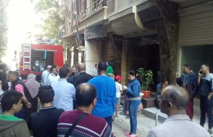 #المصري اليوم -#حوادث - مصرع «قعيدة» في اندلاع حريق بعقار شرق الإسكندرية موجز نيوز