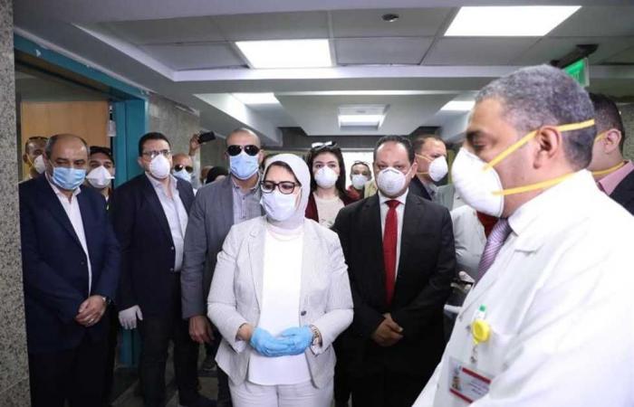 المصري اليوم - اخبار مصر- «صحة البحيرة» تنعي أول ممرضة «ضحية كورونا» بالمحافظة: أدت واجبها بشجاعة موجز نيوز