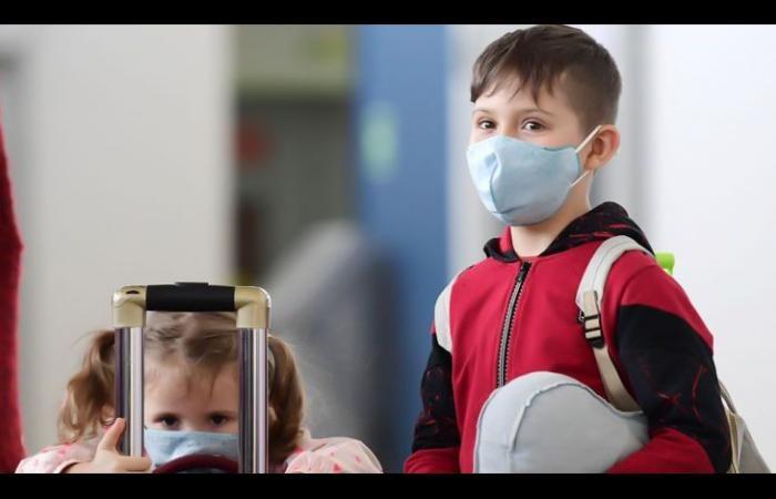 فيديو  يفترس الأطفال.. مرض نادر مرتبط بكورونا ينتشر في أمريكا
