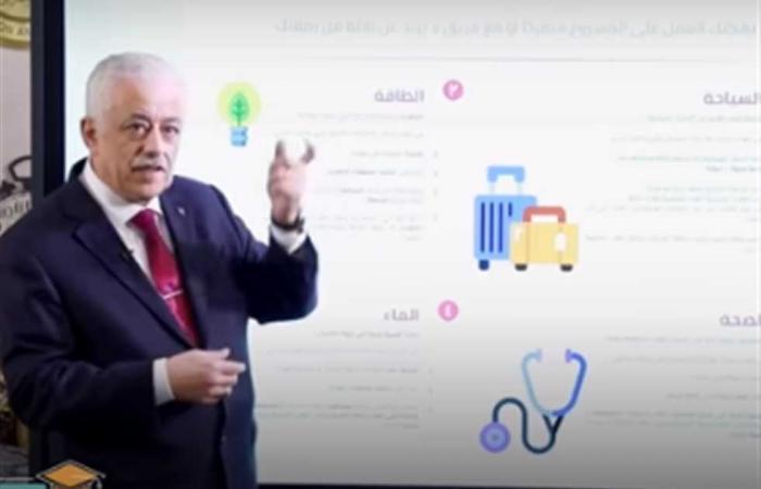 المصري اليوم - اخبار مصر- انتظام تسليم «المشروعات البحثية للطلاب».. و«شوقى»: «لا داعى للاستعجال» موجز نيوز