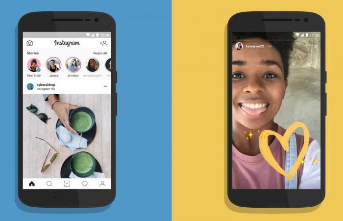 اخبار التقنيه إنستاجرام تغلق تطبيق Instagram Lite