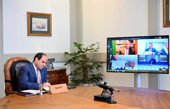 المصري اليوم - اخبار مصر- نشاط الرئيس السيسي وقضايا الشأن المحلي يتصدران اهتمامات صحف اليوم الثلاثاء موجز نيوز