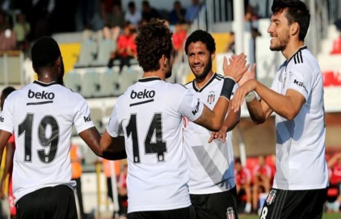 رياضة عالمية الخميس كورونا يضرب بشكتاش.. 8 إصابات جديدة في الفريق التركي