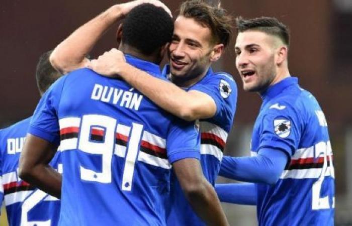 الوفد رياضة - سامبدوريا الإيطالي يؤكد شفاء أربعة لاعبين من كورونا موجز نيوز