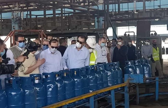 #المصري اليوم - مال - «البترول»: ضخ مليون أسطوانة بوتاجاز يوميًا لتغطية احتياجات المواطنين موجز نيوز